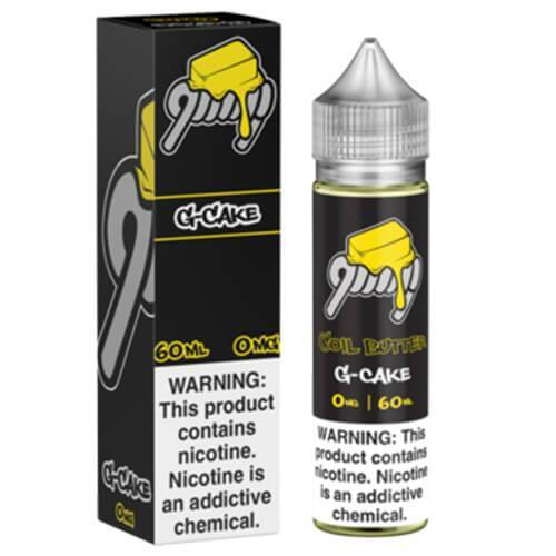 Coil Butter eJuice - G-Cake