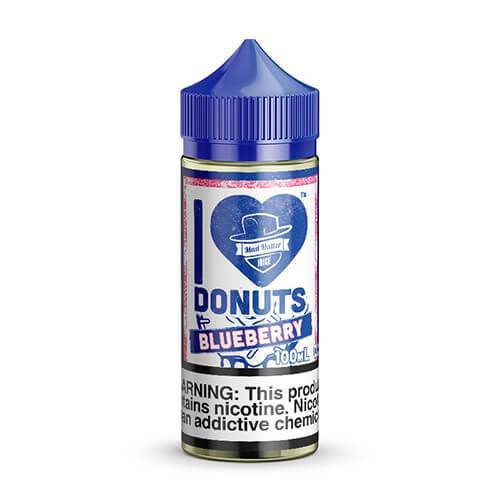 Mad Hatter Juice - I Love Donuts Blueberry