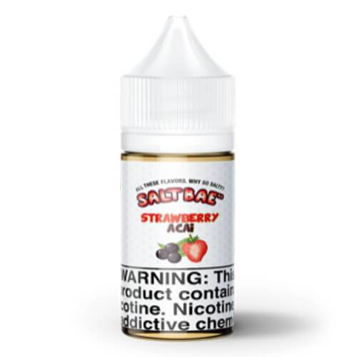 Salt Bae eJuice - Strawberry Acai