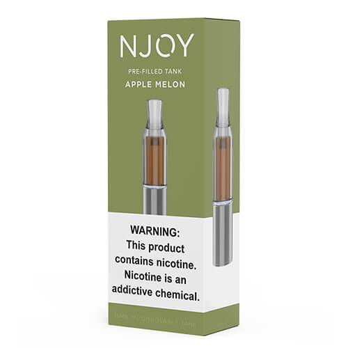 Njoy Pre-Filled Tank - Apple Melon