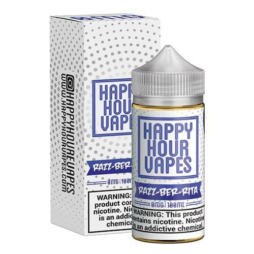 Happy Hour Vapes - Razz-Ber-Rita