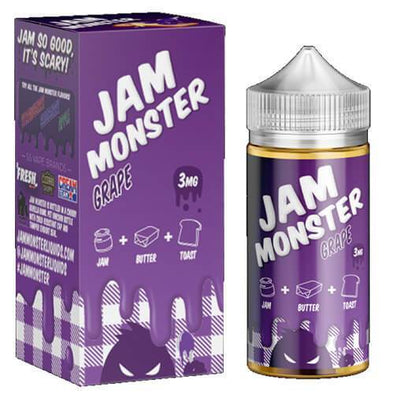 Jam Monster eJuice - Grape
