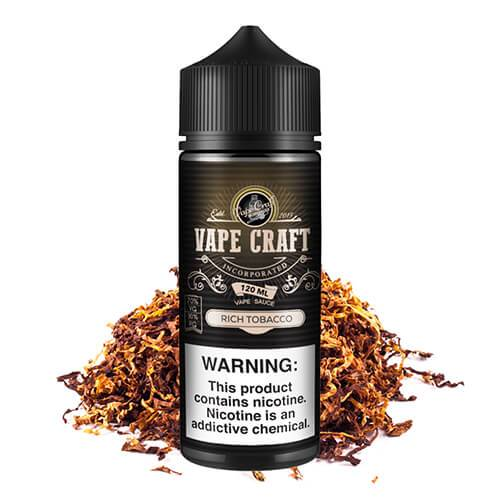 Budget eLiquid - Rich Tobacco