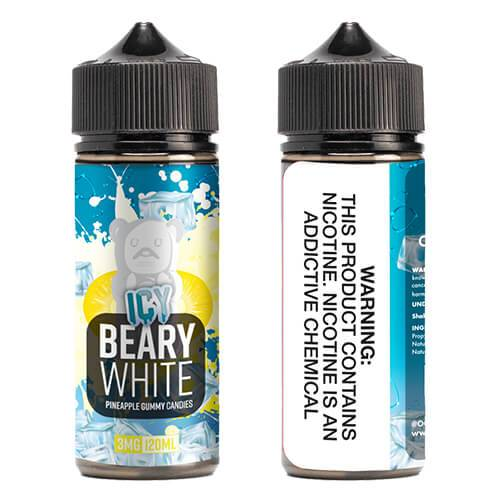 OOO E-Juice ICE - Icy Beary White