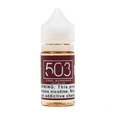 503 eLiquid SALT - Cool Runnings Salt