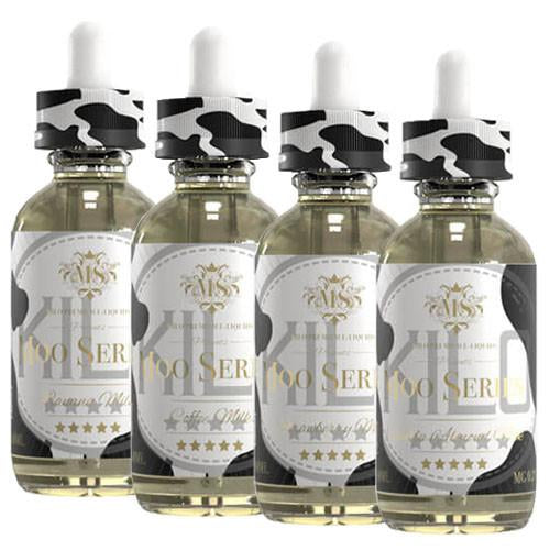 Kilo eLiquids Moo Series - E-Liquid Collection - 240ml