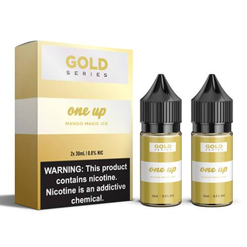 Gold by One Up Vapor - Mango Magic Ice