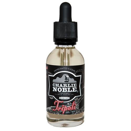 Charlie Noble E-Liquid - Tripoli
