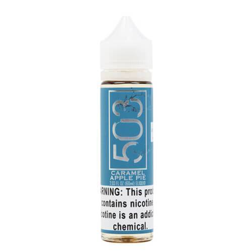 503 eLiquid - Caramel Apple Pie