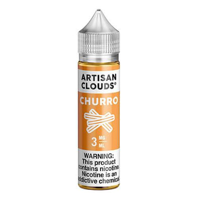 Artisan Clouds eJuice - Churro