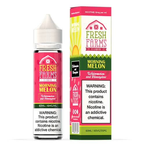 Fresh Farms E-Liquid - Morning Melon