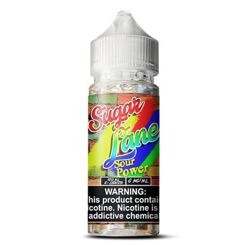 Sugar Lane by Vango Vapes - Sour Power