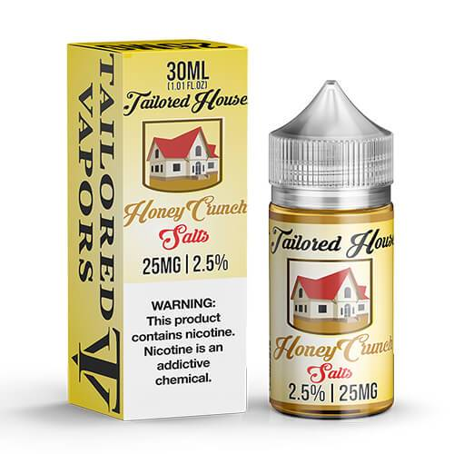 Tailored House eJuice SALTS - Honey Crunch