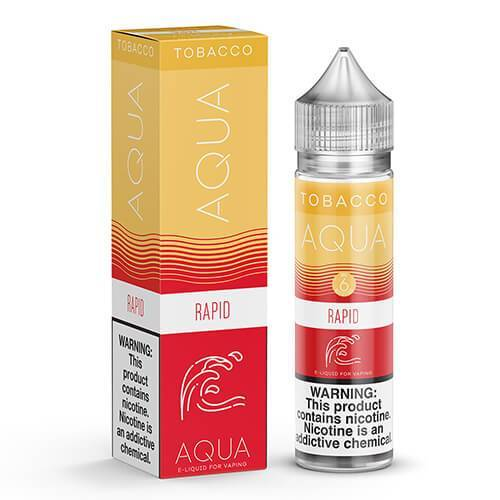 Aqua Tobacco eJuice - Rapid