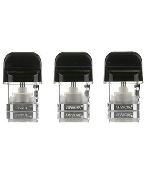 SMOK Novo Replacement Pod - 3 Pack - Juice Man
