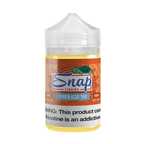 Snap Liquids - Peach Iced Tea