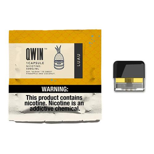 QWIN by District F5VE - Refill Pod - Luau