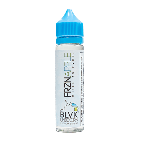 FRZN by BLVK Unicorn E-Juice - FRZN Apple