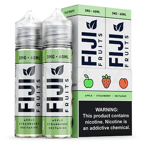 Fiji Fruits eJuice - Apple Strawberry Nectarine