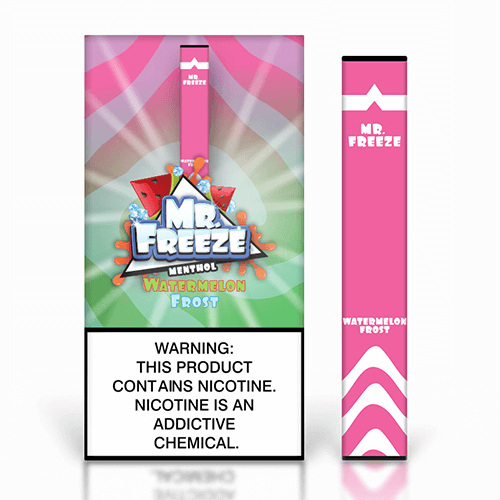 Mr. Freeze Disposable - Watermelon Frost