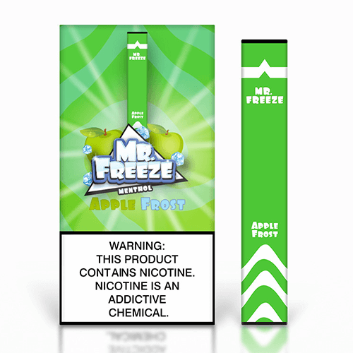 Mr. Freeze Disposable - Apple Frost