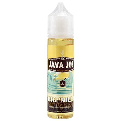 Java Joe eJuice - Big 'Nilla