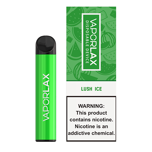 VaporLAX - Disposable Vape Device - Lush Ice