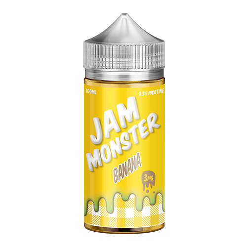 Jam Monster eJuice - Banana