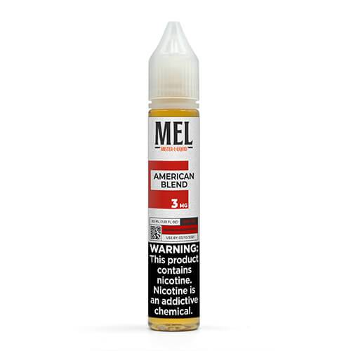 MEL by Mister eLiquid - American Blend
