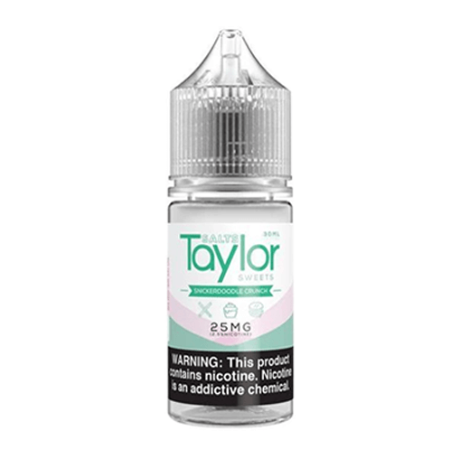 Taylor eLiquid SALTS - Snickerdoodle Crunch