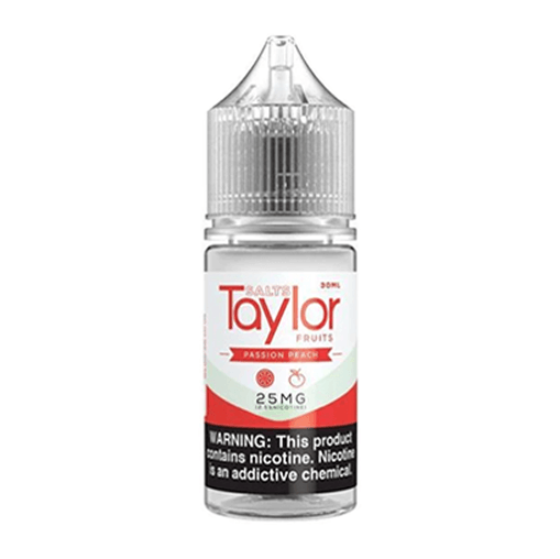Taylor eLiquid SALTS - Passion Peach