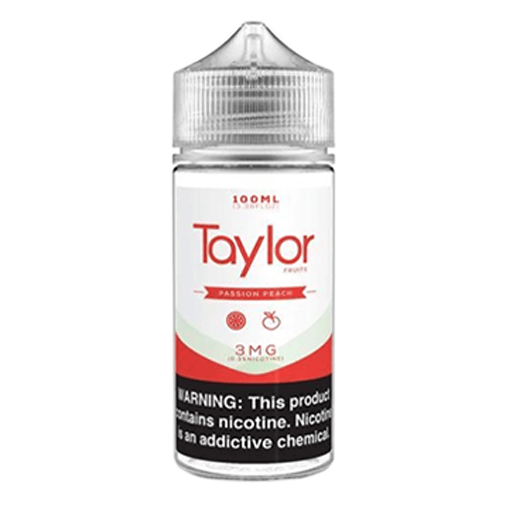 Taylor eLiquid Fruits - Passion Peach