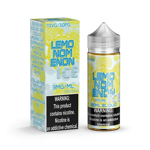 Noms eJuice - Lemonomenon Ice