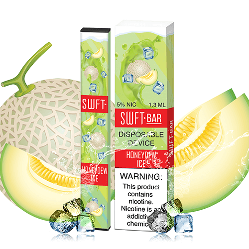 SWFT Bar - Disposable Vape Device - Honeydew ICE