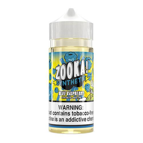 Zooka Synthetic - Blue Raspberry eJuice