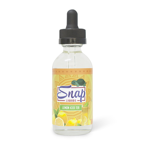 Snap Liquids - Lemon Iced Tea