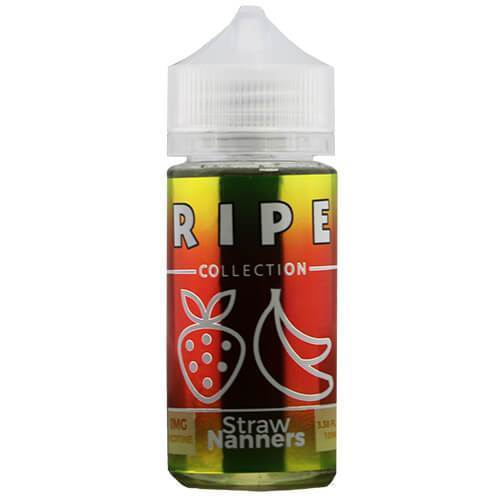 Ripe Collection by Vape 100 eJuice - Straw Nanners