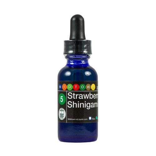 Midtown eLiquid - Strawberry Shinigami