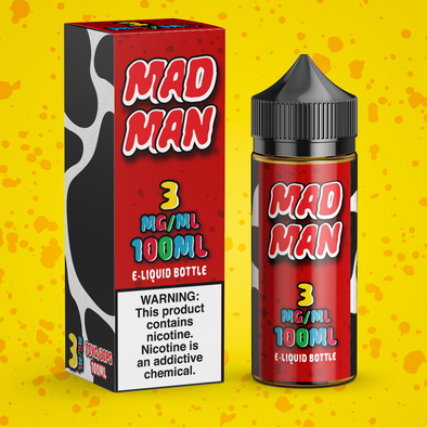 Mad Man 100ml Vape Juice