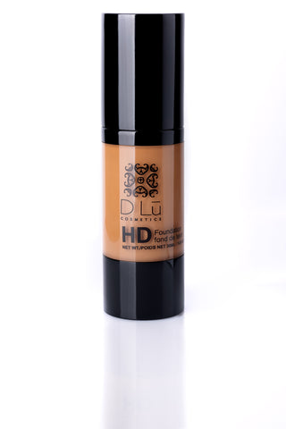 DLu Premier HD Liquid Foundation Toasty Coffee