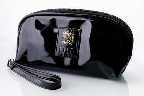 DLu Accessory Bag - Label with Stitching