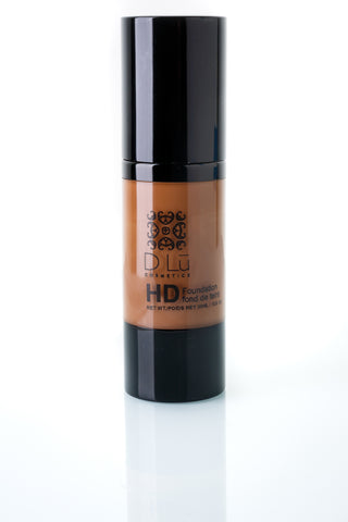 DLu Premier HD Liquid Foundation Golden Chestnut