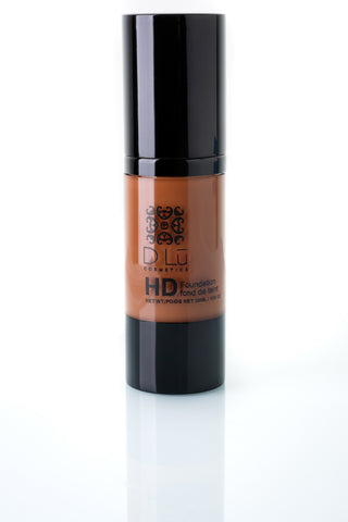 DLu Premier HD Liquid Foundation Mocha