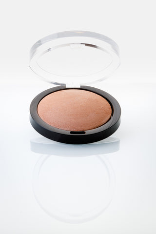 DLu Royale - Glow Finish Highlighter Blush Powder/Bronzer