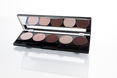 DLu Premier 5 Well Eyeshadow - Powder Cakes