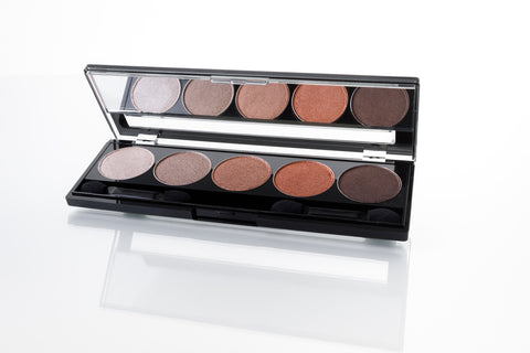DLu Premier 5 well Eyeshadow - Moroccan Sand