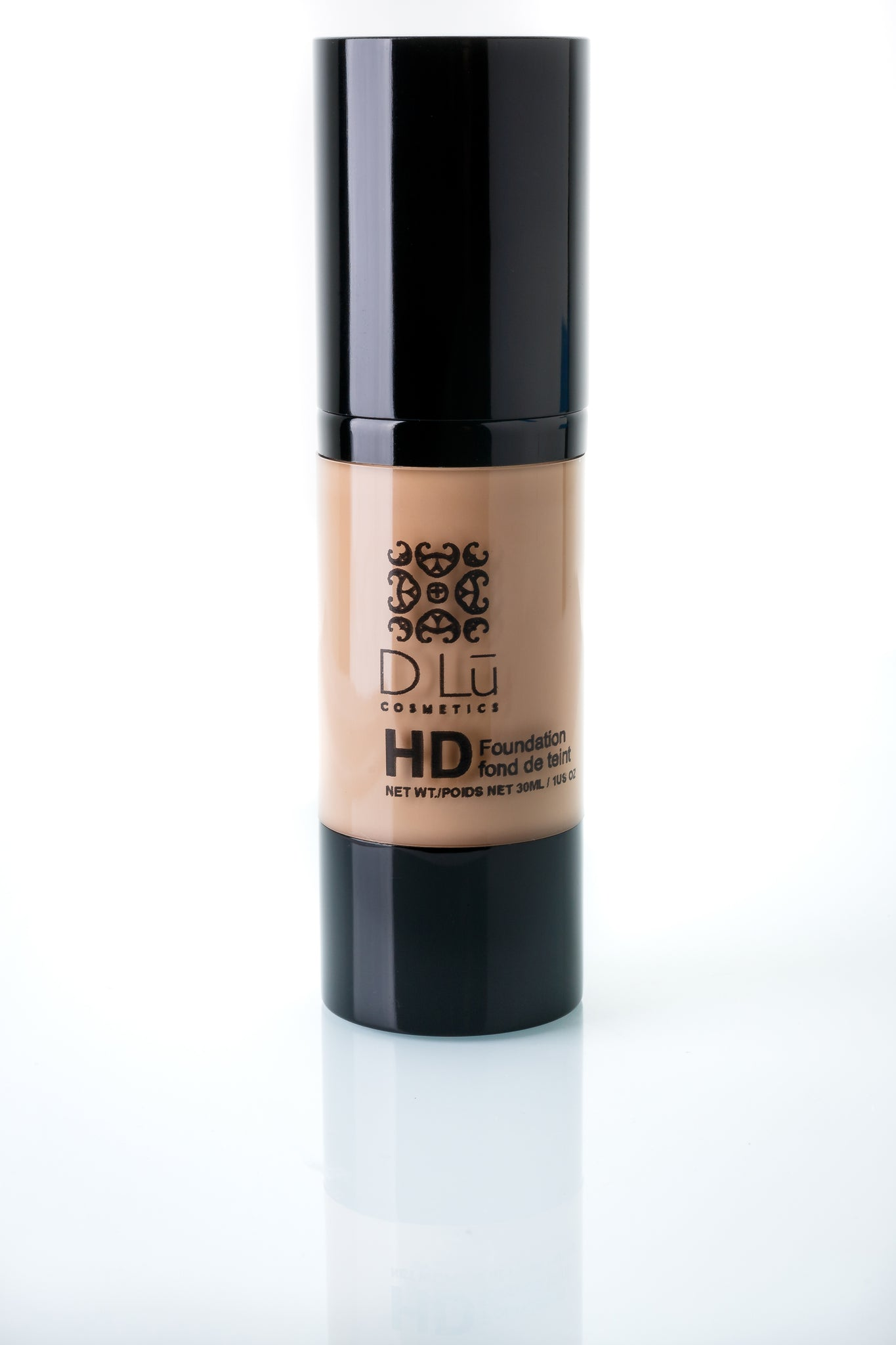 DLu Premier HD Liquid Foundation Ivory