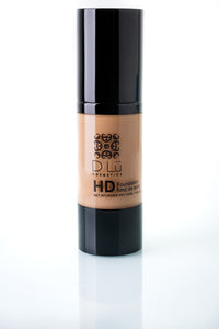 DLu Premier HD Liquid Foundation Medium Ivory