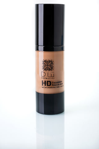 DLu Premier HD Liquid Foundation Porcelain