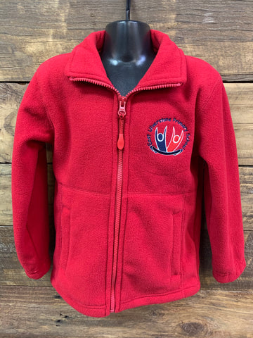 East Ulverstone Primary JACKET...Polar Fleece